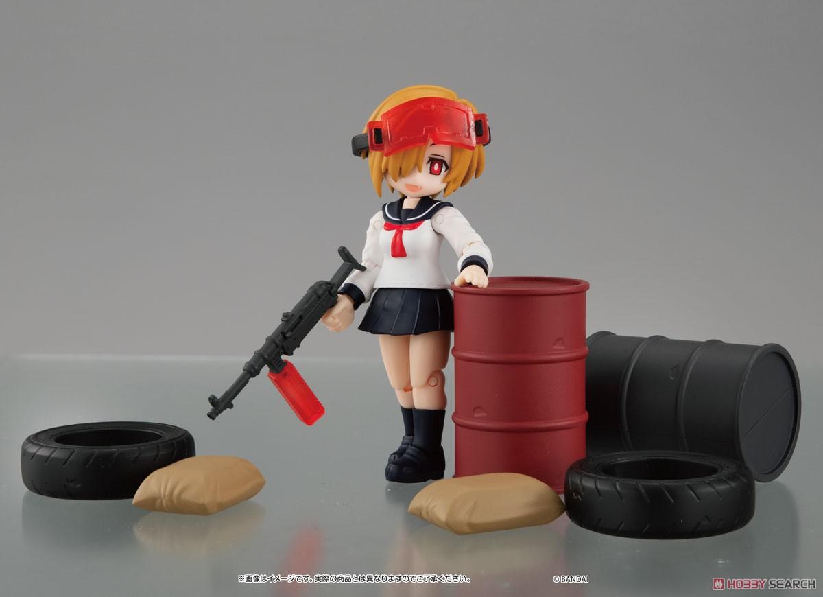 ガシャポン『AQUA SHOOTERS!04』10個入りBOX-006