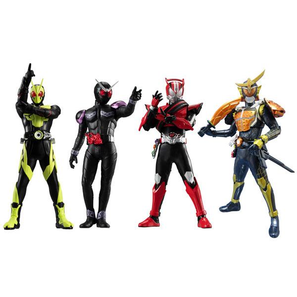 HGシリーズ『HG仮面ライダー NEW EDITION Vol.01』12個入りBOX-005
