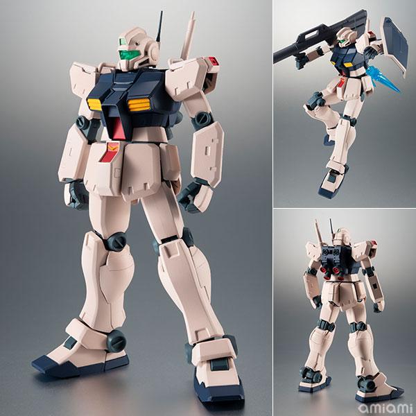 ROBOT魂〈SIDE MS〉『RGM-79C ジム改 ver. A.N.I.M.E.』可動フィギュア