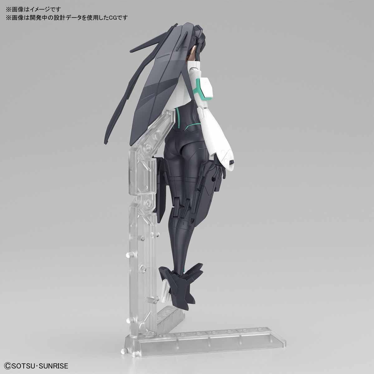 HGBD:R『モビルドールメイ』ガンダムビルドダイバーズRe:RISE プラモデル-002