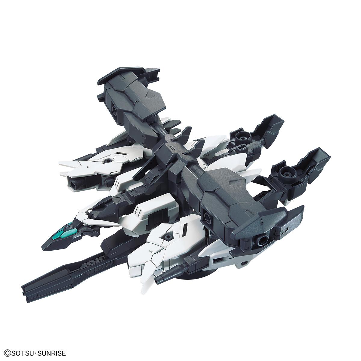 HGBD:R 1/144『ジュピターヴガンダム』ガンダムビルドダイバーズRe:RISE プラモデル-007