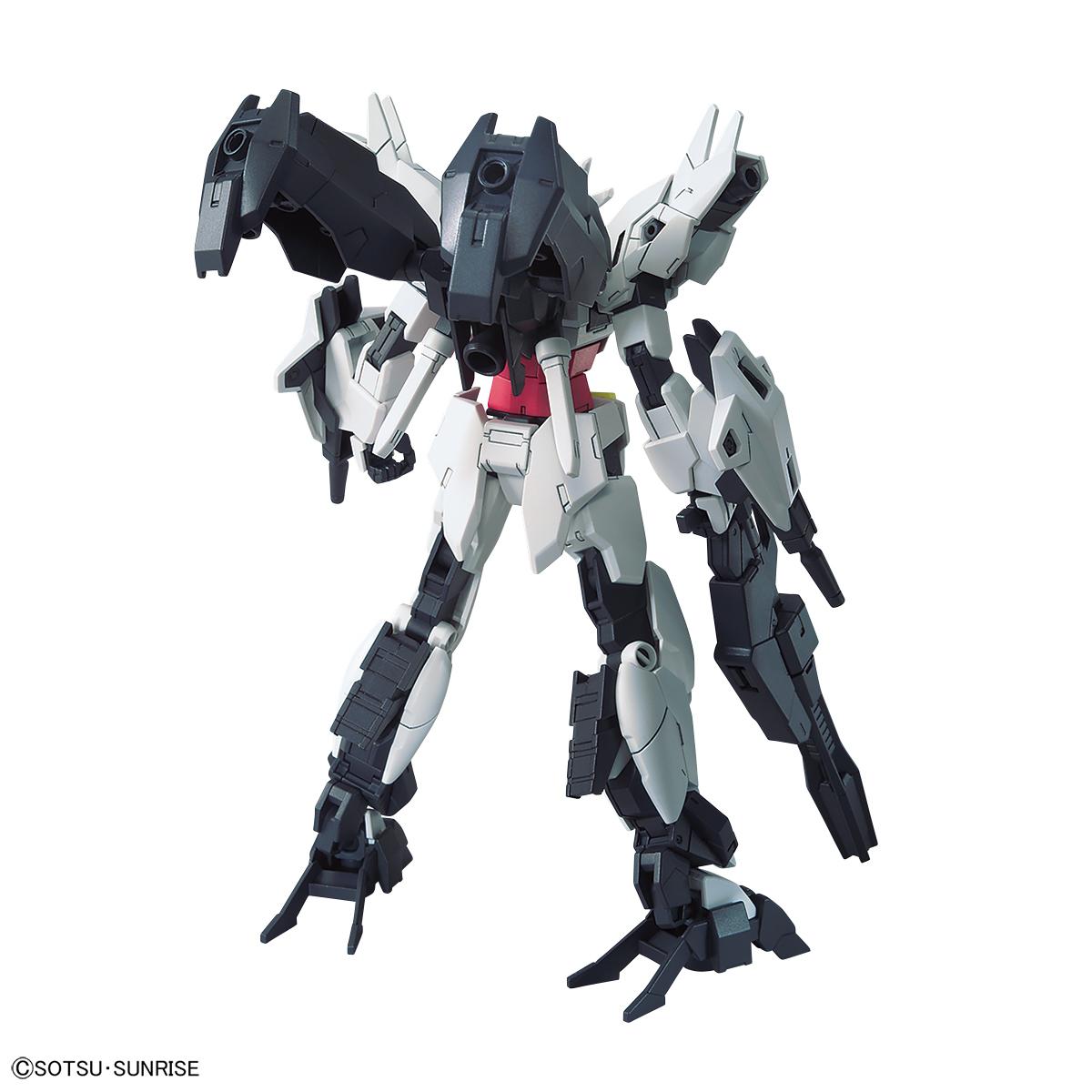 HGBD:R 1/144『ジュピターヴガンダム』ガンダムビルドダイバーズRe:RISE プラモデル-009