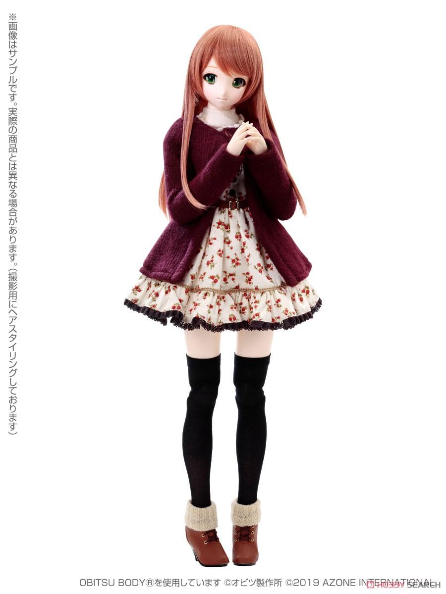 Iris Collect(アイリス コレクト)『ノワ/Merry snow』1/3 完成品ドール-003