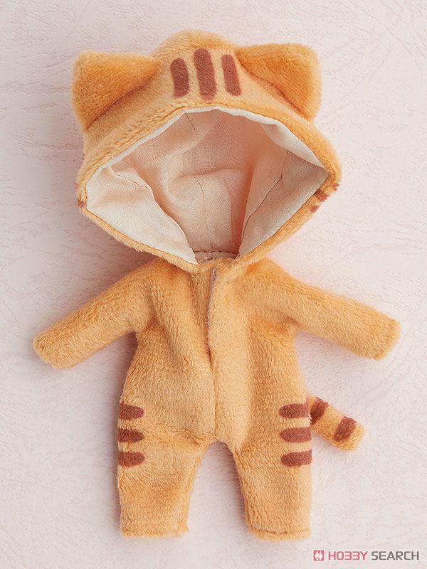 ねんどろいどどーる『きぐるみパジャマ(トラねこ)』ドール服-001