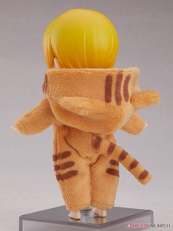 ねんどろいどどーる『きぐるみパジャマ(トラねこ)』ドール服-003