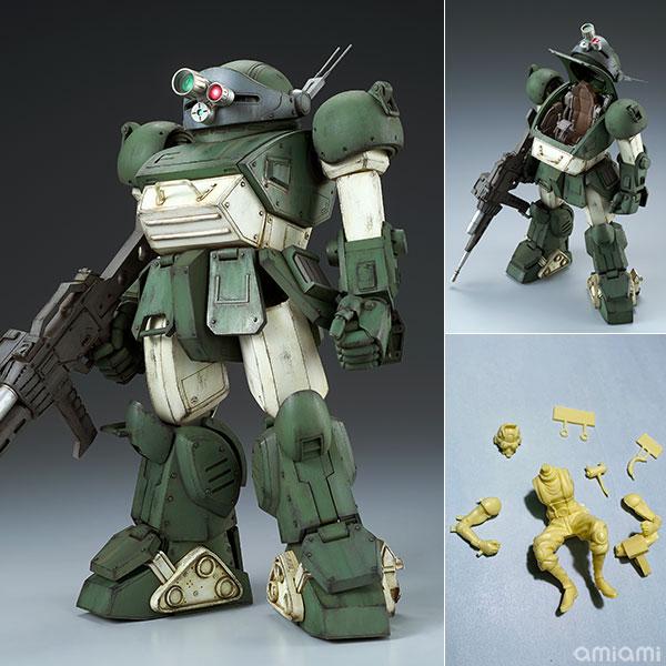 装甲騎兵ボトムズ No2A『スコープドッグDXSet』1/24 カラーレジンキャスト製組み立てキット