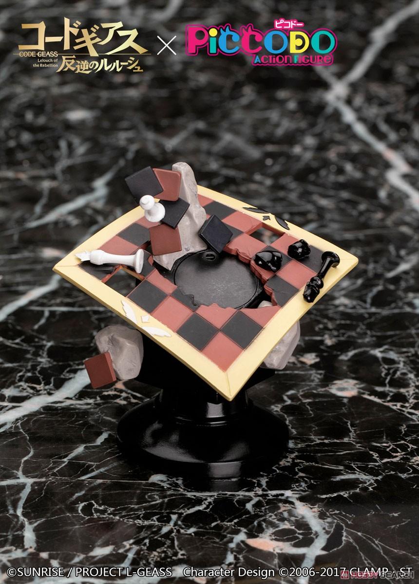 PICCODO(ピコドー)『ルルーシュ』コードギアス 反逆のルルーシュ 完成品ドール-007