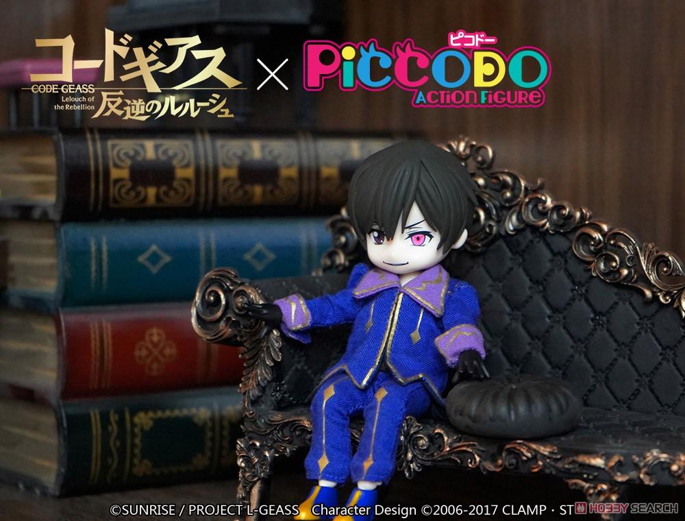 PICCODO(ピコドー)『ルルーシュ』コードギアス 反逆のルルーシュ 完成品ドール-016