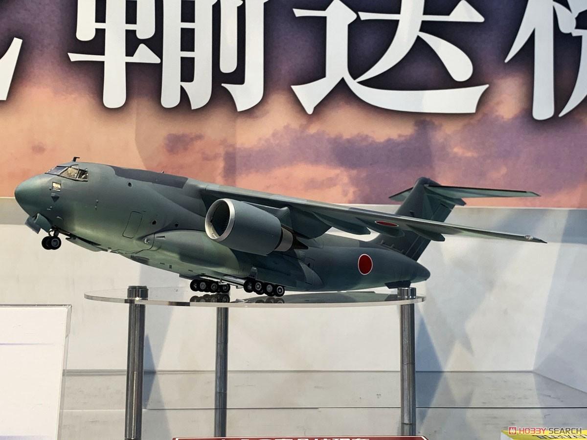 1/144 航空機 No.3『航空自衛隊 C-2 輸送機』プラモデル-004
