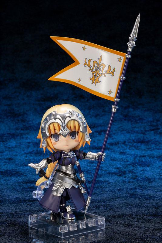 キューポッシュ『ルーラー/ジャンヌ・ダルク』Fate/Grand Order 可動フィギュア-001