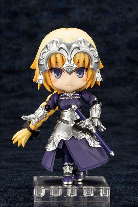 キューポッシュ『ルーラー/ジャンヌ・ダルク』Fate/Grand Order 可動フィギュア-002