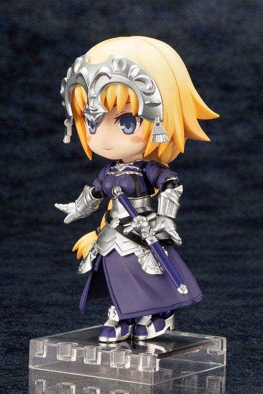 キューポッシュ『ルーラー/ジャンヌ・ダルク』Fate/Grand Order 可動フィギュア-003