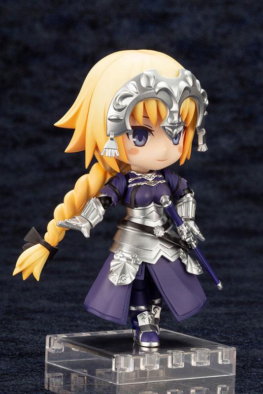 キューポッシュ『ルーラー/ジャンヌ・ダルク』Fate/Grand Order 可動フィギュア-005
