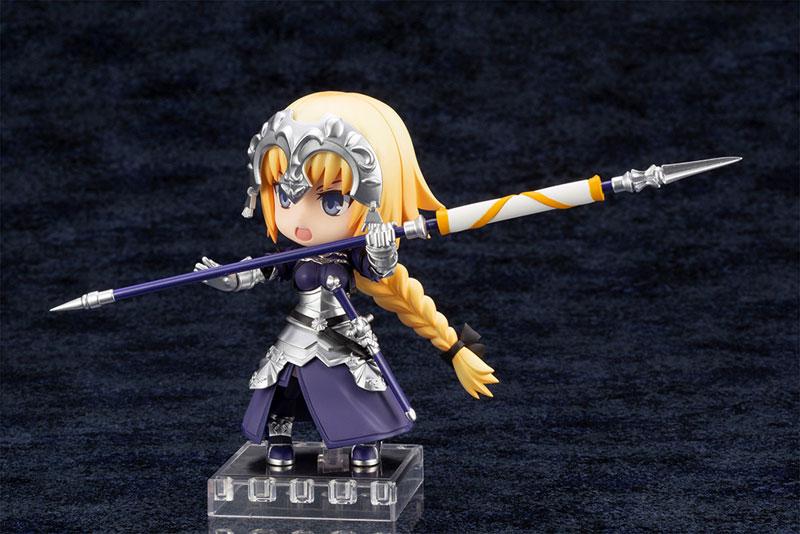 キューポッシュ『ルーラー/ジャンヌ・ダルク』Fate/Grand Order 可動フィギュア-009