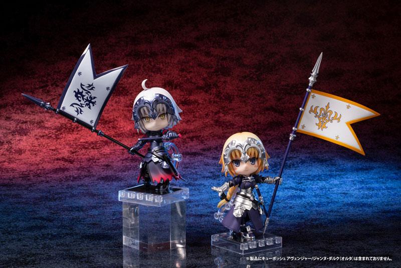 キューポッシュ『ルーラー/ジャンヌ・ダルク』Fate/Grand Order 可動フィギュア-012