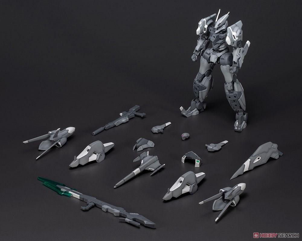 フレームアームズ『JX-25F/S ジィダオ特務部隊仕様』1/100 プラモデル-010