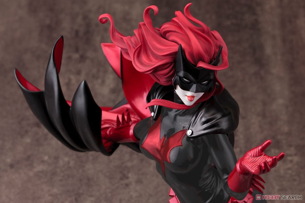 DC COMICS美少女『バットウーマン 2nd Edition』1/7 完成品フィギュア-005