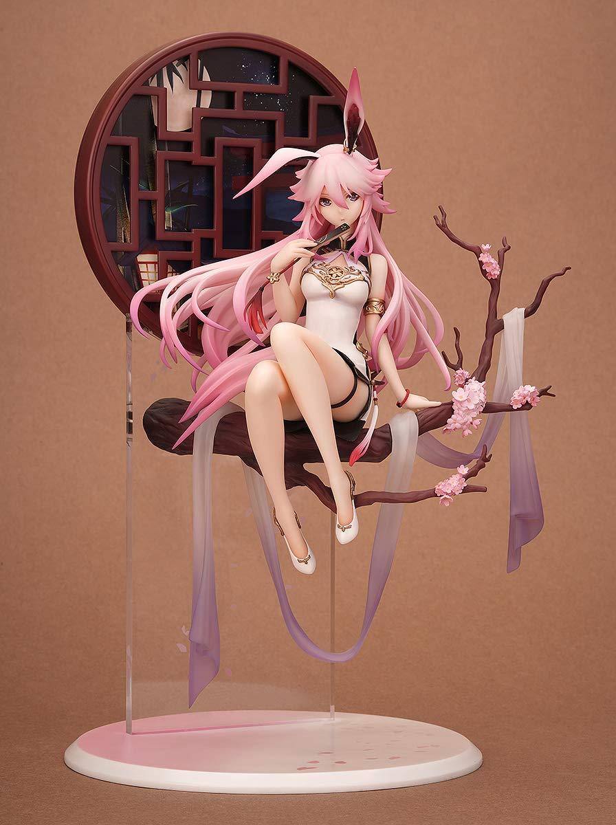 崩壊3rd『八重桜 チャイナドレスVer.』1/8 完成品フィギュア-002