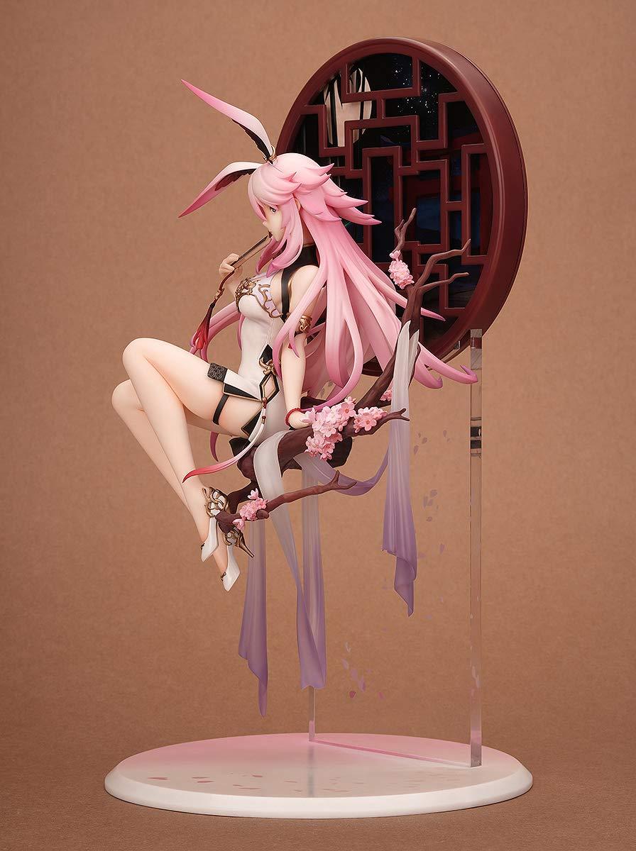 崩壊3rd『八重桜 チャイナドレスVer.』1/8 完成品フィギュア-003