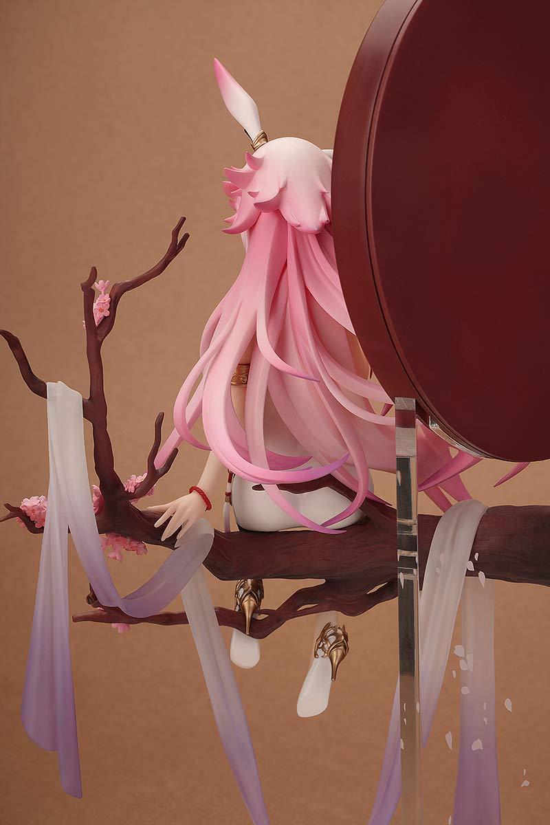 崩壊3rd『八重桜 チャイナドレスVer.』1/8 完成品フィギュア-007