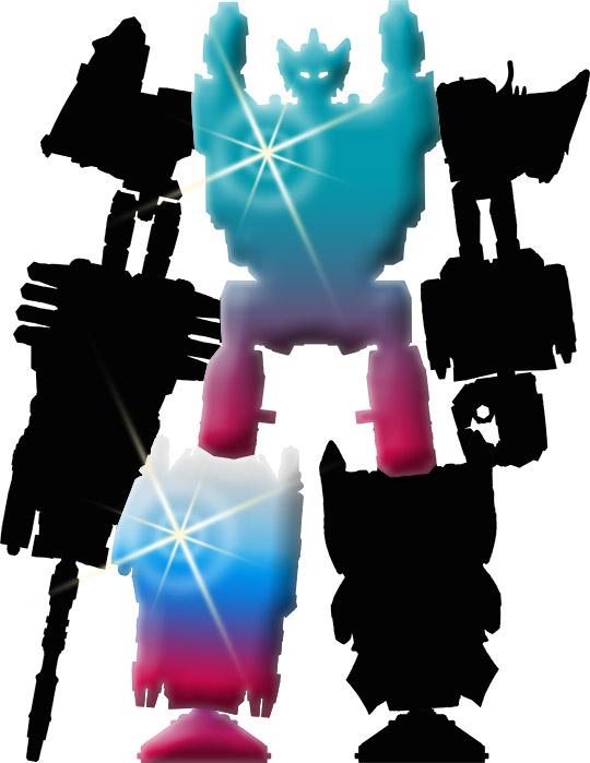 【限定販売】トランスフォーマー GENERATION SELECTS『キングポセイドン Wave1セット(シーコンズ タートラー + ガルフ)』可変可動フィギュア-011