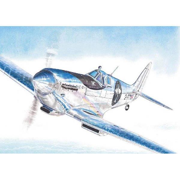 1/72『スピットファイア Mk.IX「ロンゲスト・フライト」』プラモデル