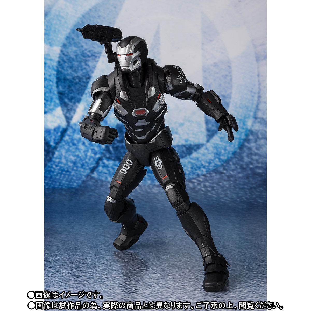 【限定販売】S.H.Figuarts『ウォーマシン マーク6』アベンジャーズ/エンドゲーム アクションフィギュア-006