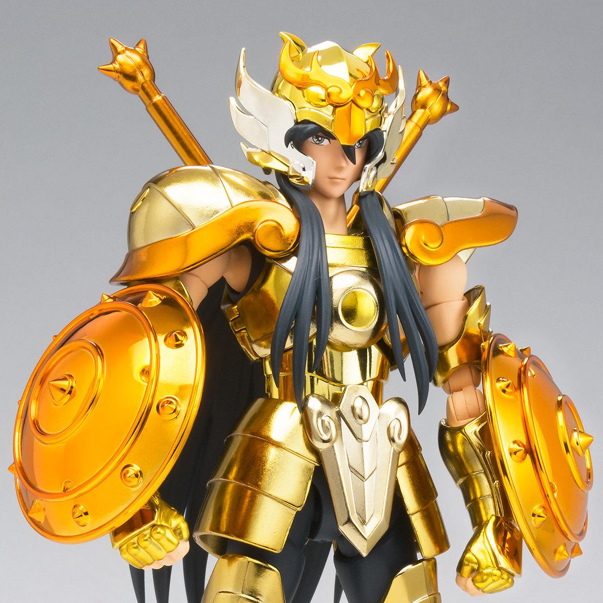 【限定販売】聖闘士聖衣神話EX『ライブラ紫龍』可動フィギュア-001