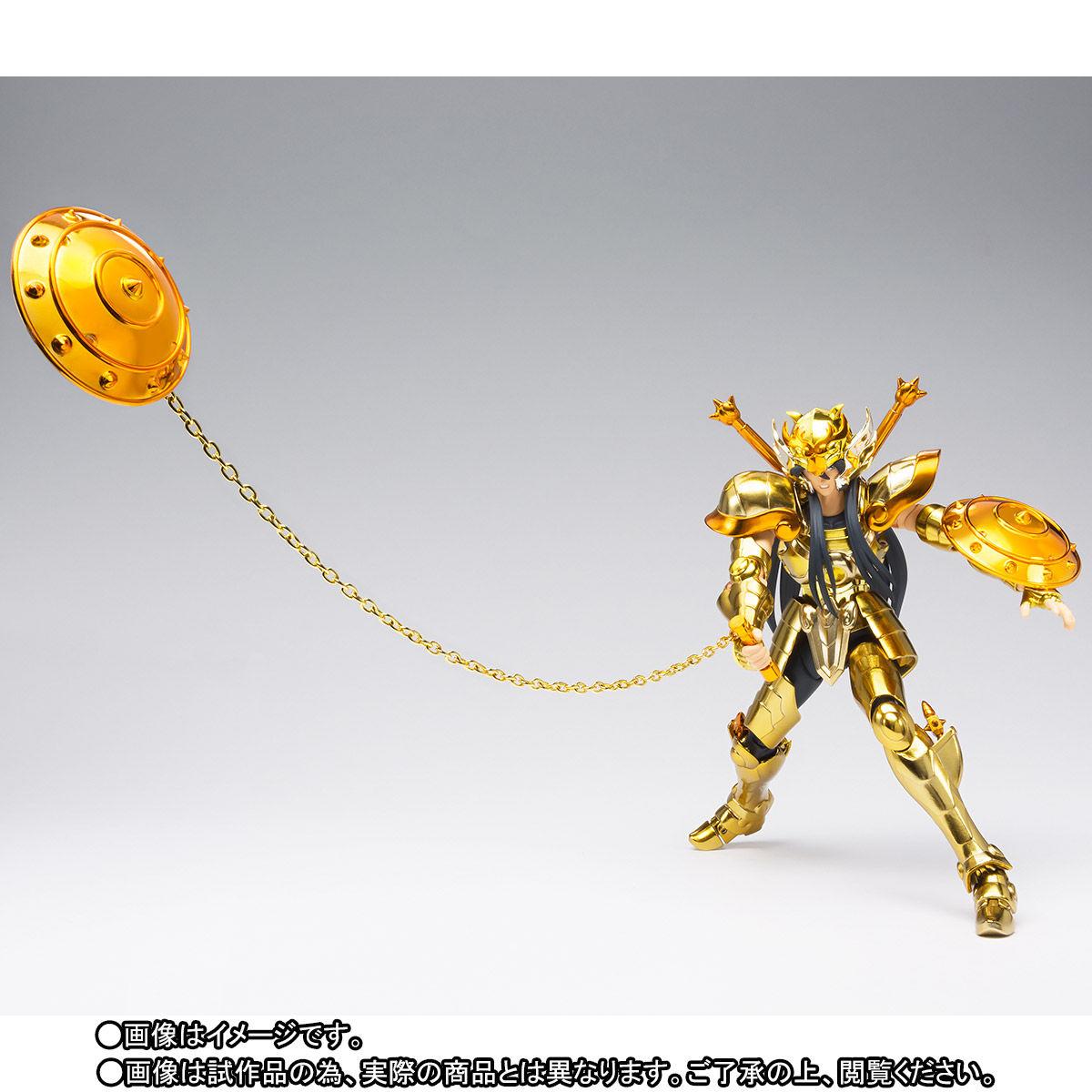 【限定販売】聖闘士聖衣神話EX『ライブラ紫龍』可動フィギュア-004