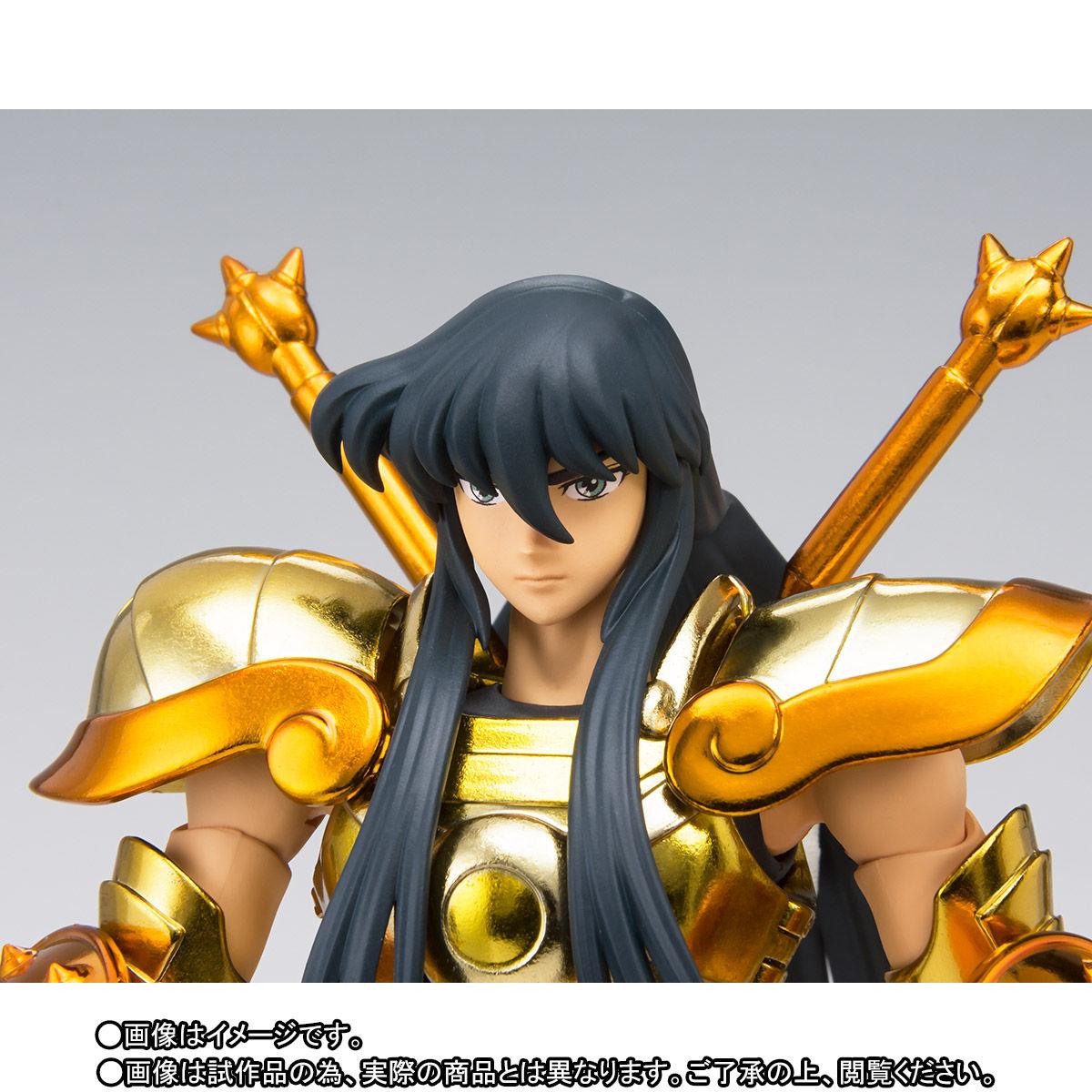 【限定販売】聖闘士聖衣神話EX『ライブラ紫龍』可動フィギュア-005