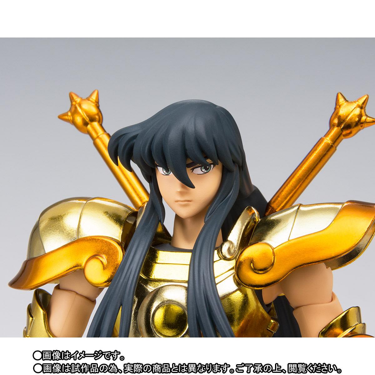 【限定販売】聖闘士聖衣神話EX『ライブラ紫龍』可動フィギュア-006