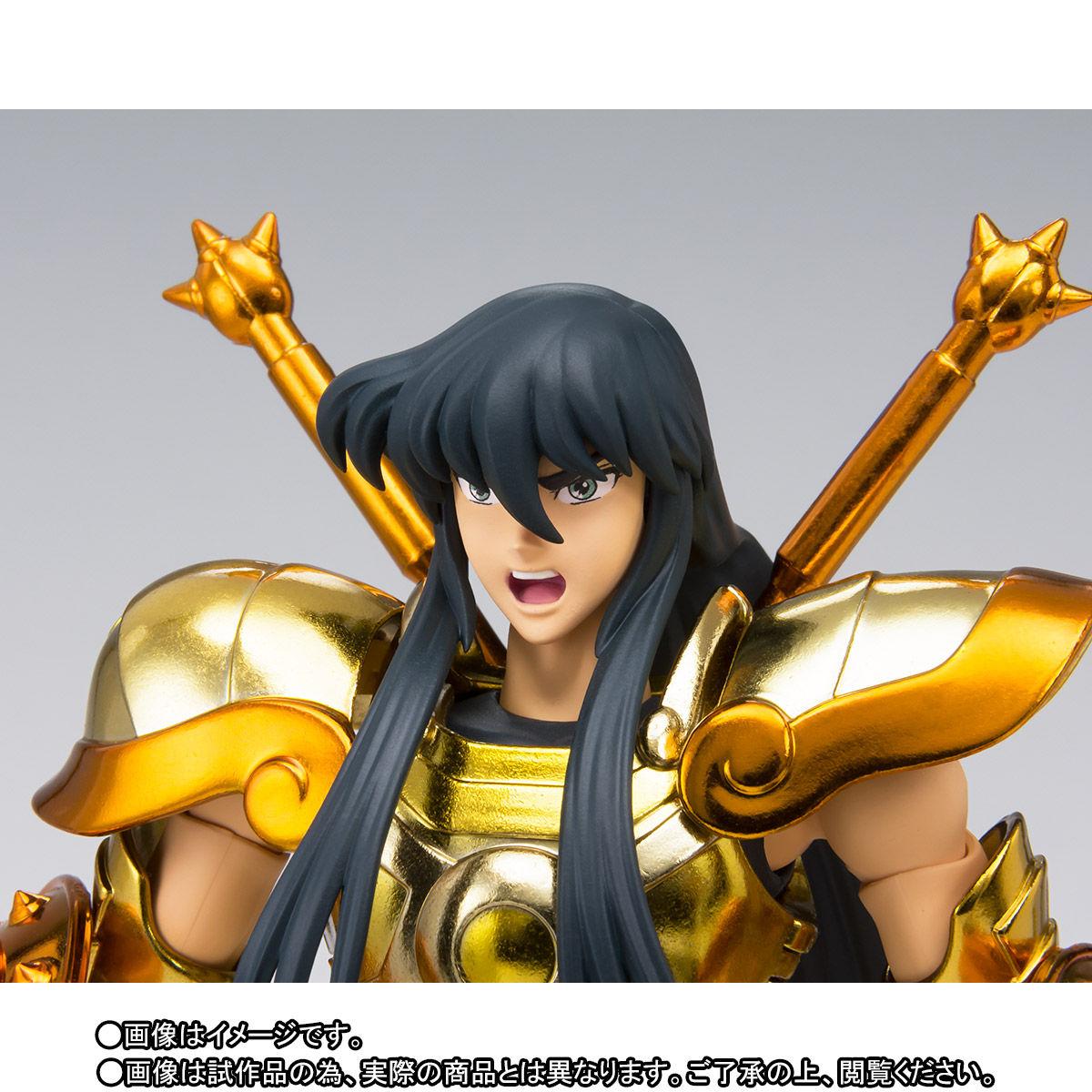 【限定販売】聖闘士聖衣神話EX『ライブラ紫龍』可動フィギュア-007