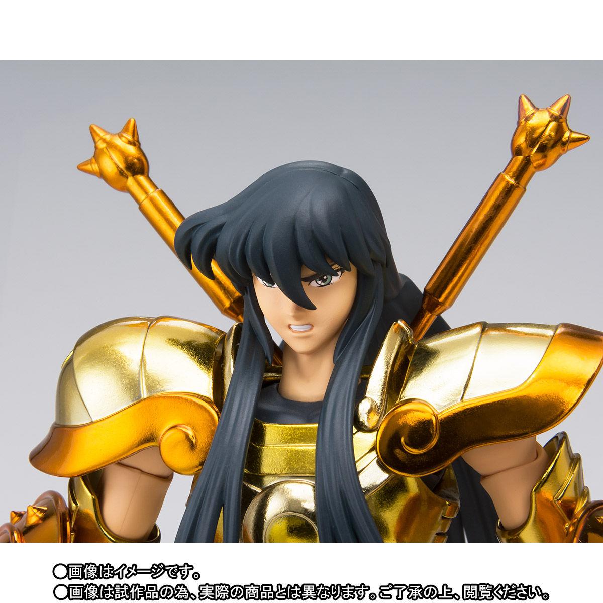 【限定販売】聖闘士聖衣神話EX『ライブラ紫龍』可動フィギュア-008