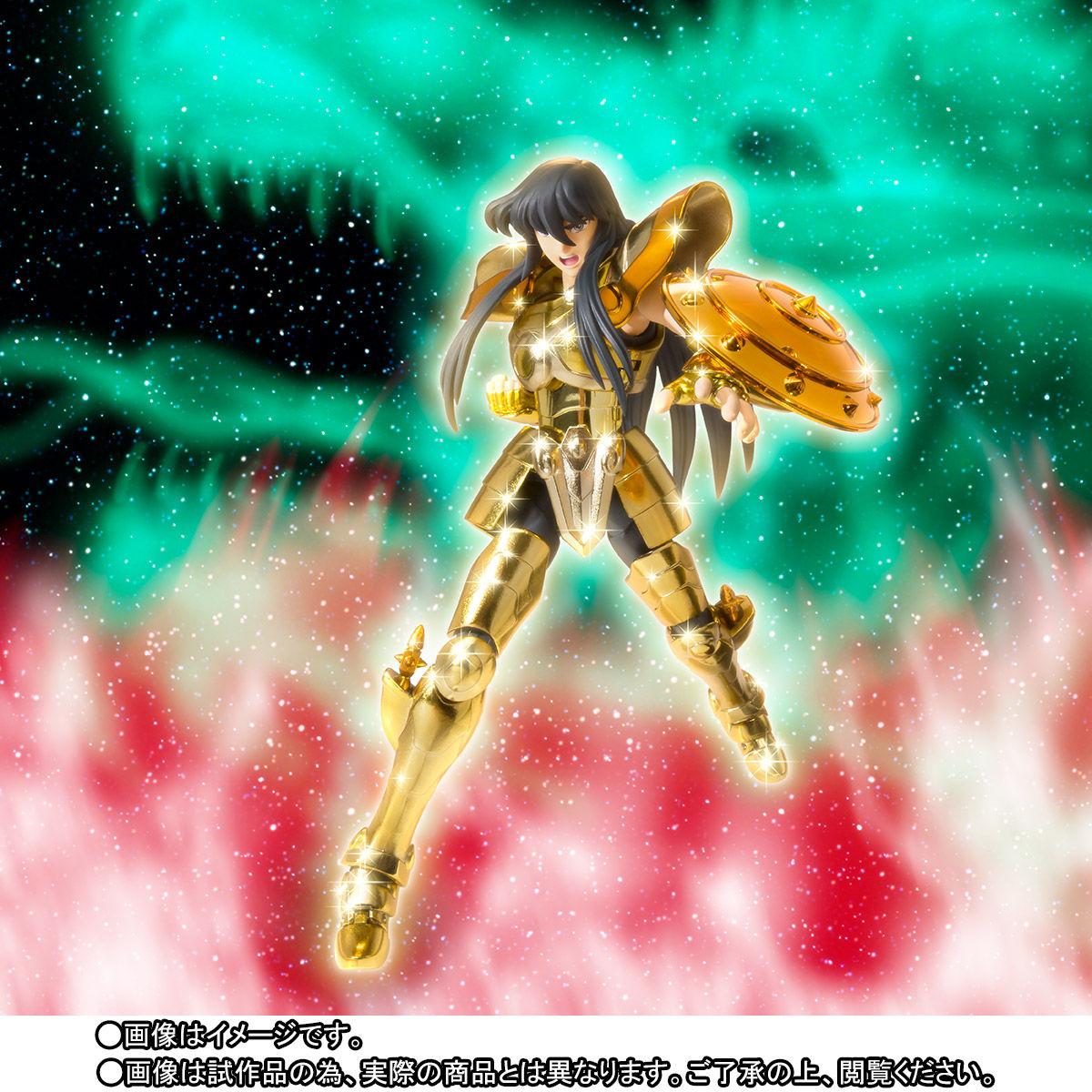 【限定販売】聖闘士聖衣神話EX『ライブラ紫龍』可動フィギュア-010