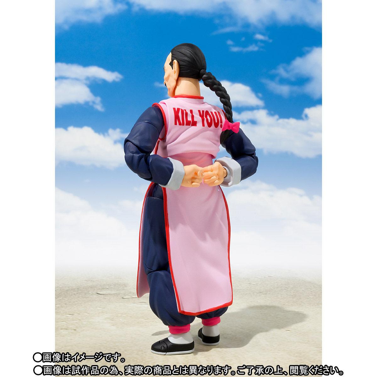 【限定販売】S.H.フィギュアーツ『桃白白』ドラゴンボール 可動フィギュア-004