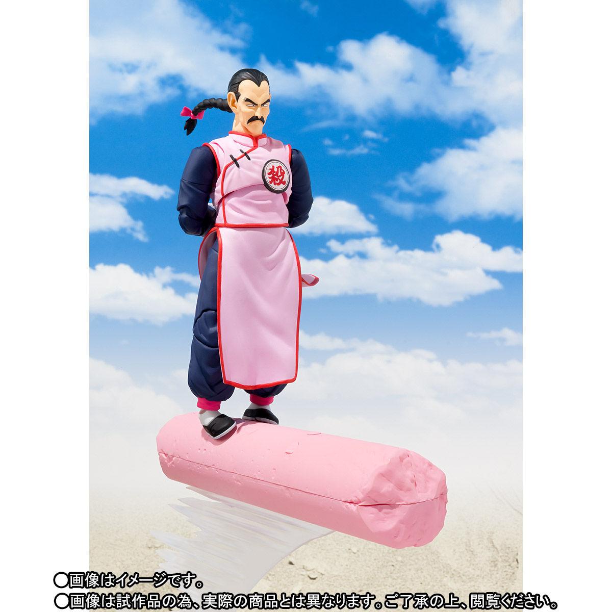 【限定販売】S.H.フィギュアーツ『桃白白』ドラゴンボール 可動フィギュア-006