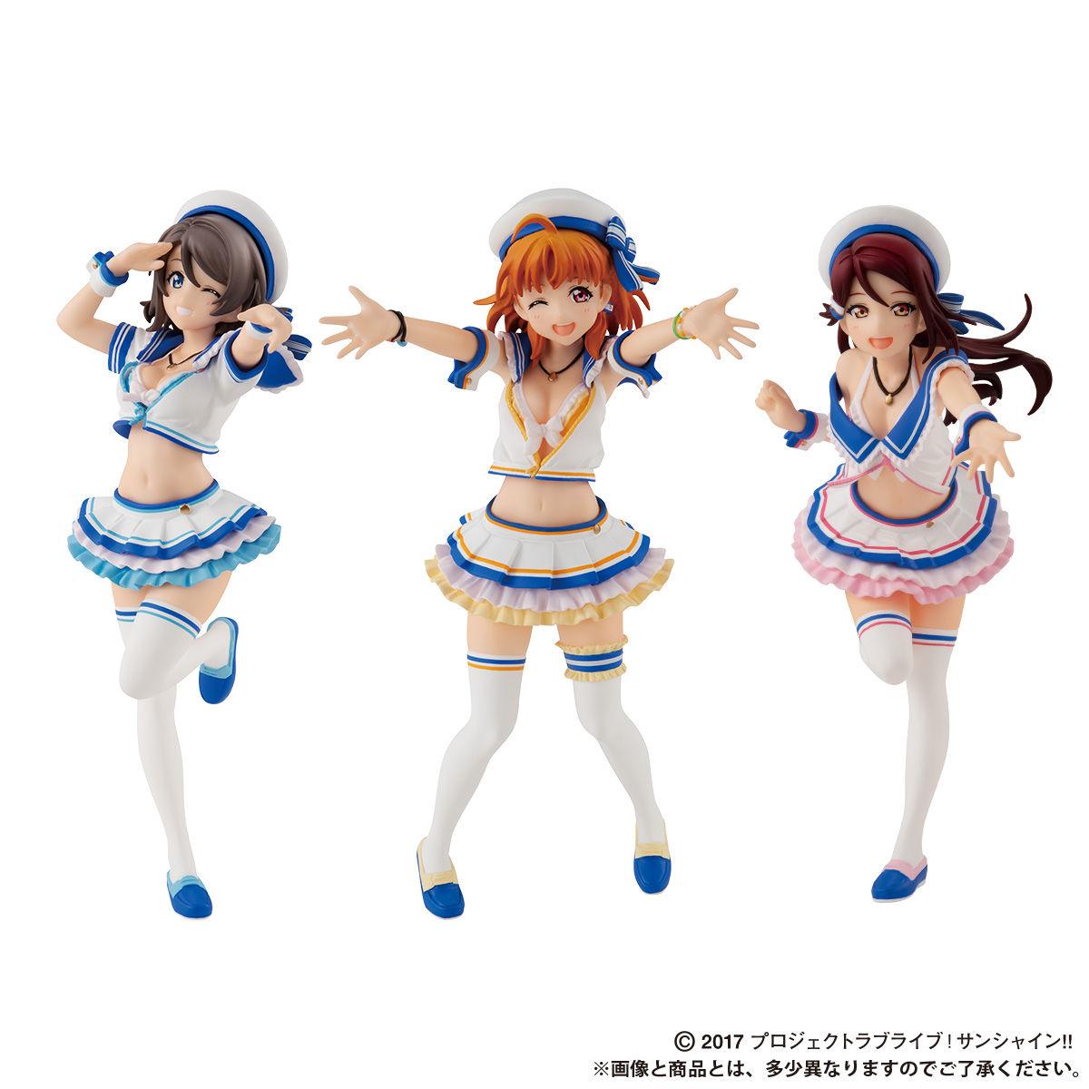【限定販売】Gasha Portraits『ラブライブ!サンシャイン!! ~Special SET1~』3体セット-002