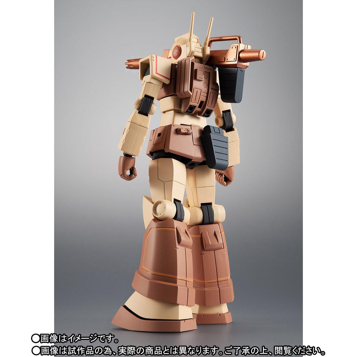 【限定販売】ROBOT魂〈SIDE MS〉『RGC-80 ジム・キャノン アフリカ戦線仕様 ver. A.N.I.M.E.』ガンダムMSV 可動フィギュア-004