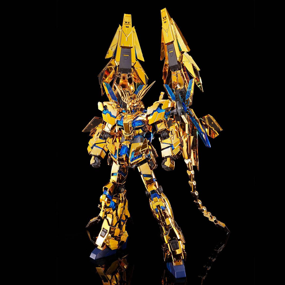 【限定販売】RG 1/144『ユニコーンガンダム3号機 フェネクス(ナラティブVer.)』プラモデル-002