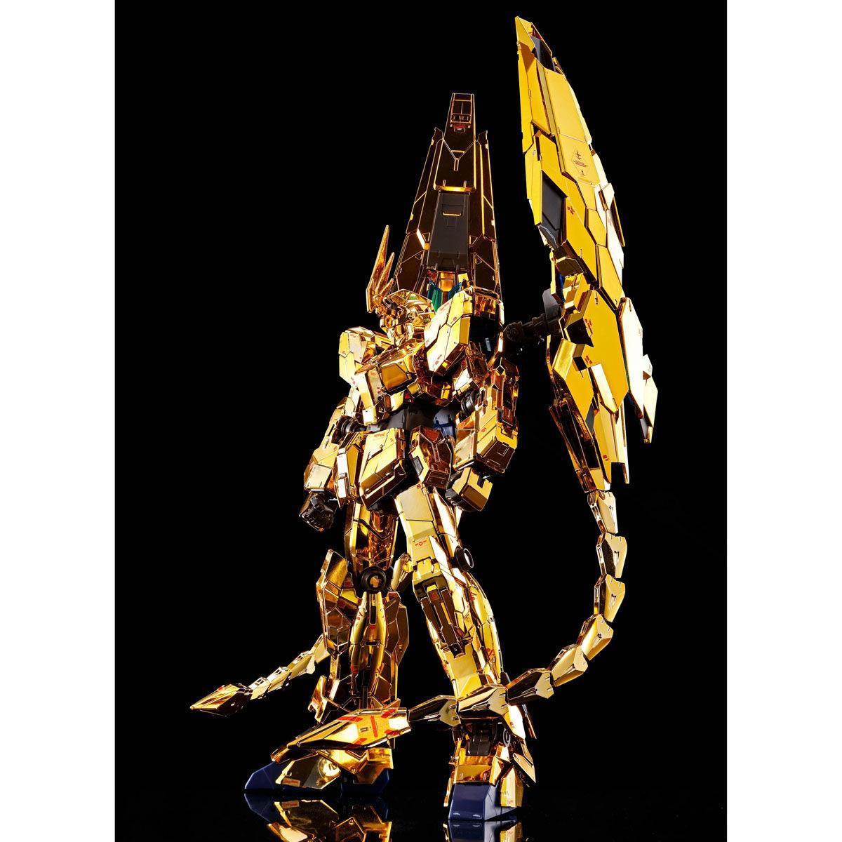 【限定販売】RG 1/144『ユニコーンガンダム3号機 フェネクス(ナラティブVer.)』プラモデル-008