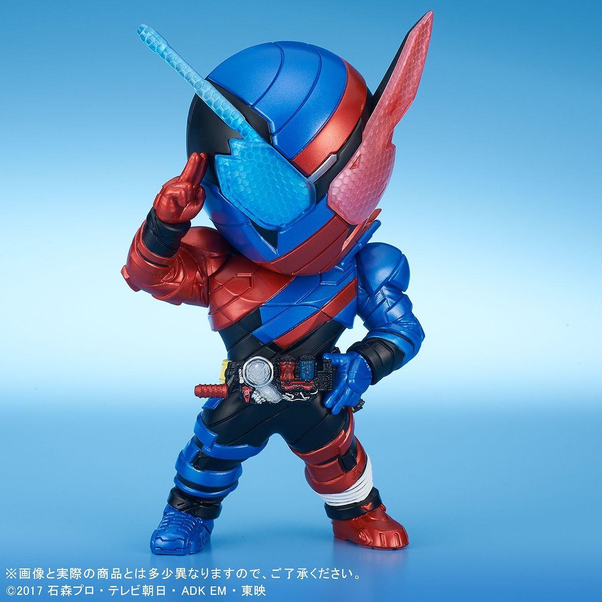 【限定販売】デフォリアル『仮面ライダービルド ラビットタンクフォーム』完成品フィギュア-004