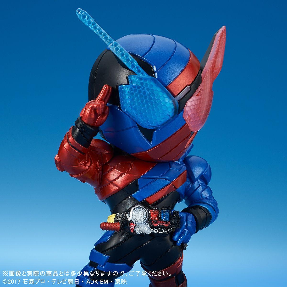 【限定販売】デフォリアル『仮面ライダービルド ラビットタンクフォーム』完成品フィギュア-006