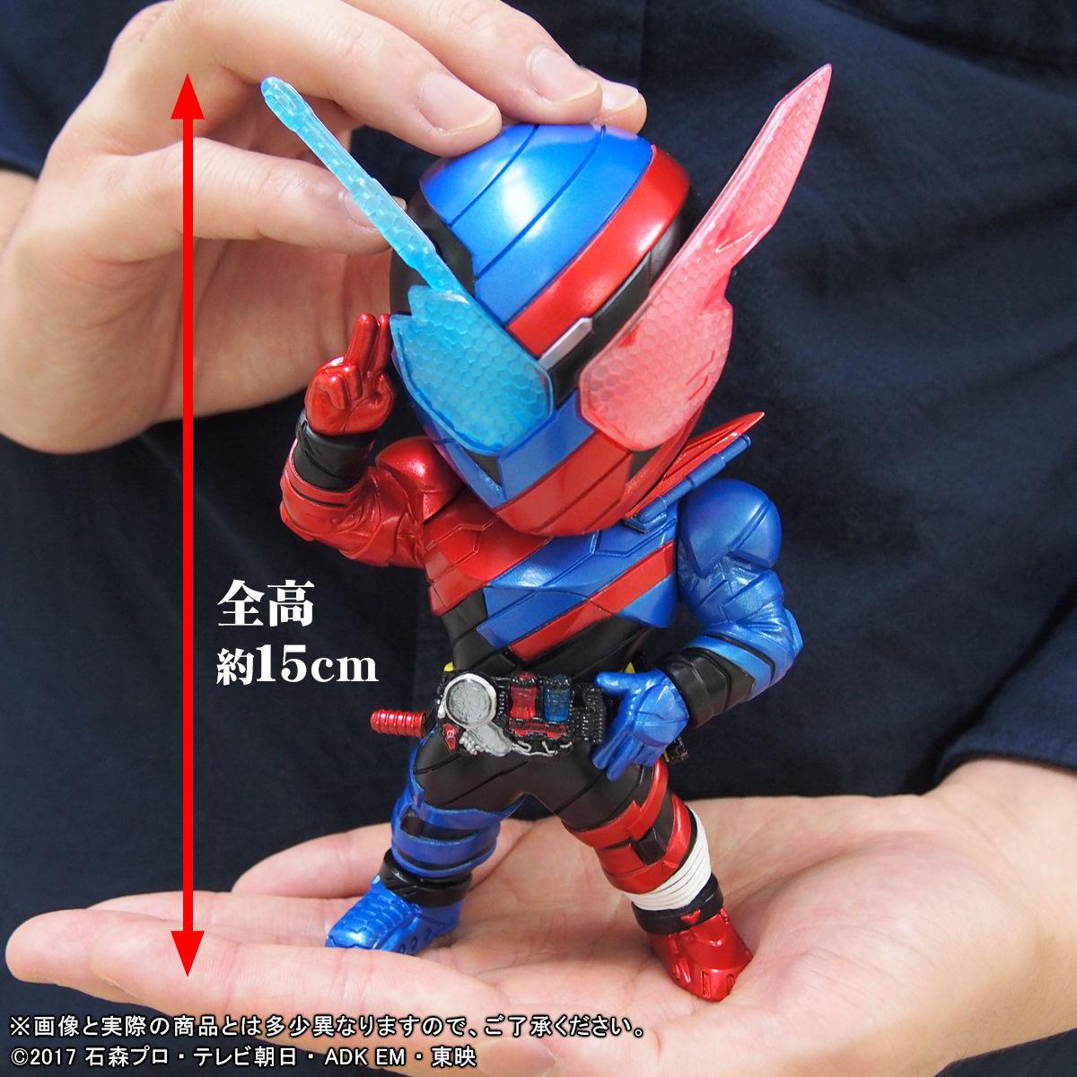 【限定販売】デフォリアル『仮面ライダービルド ラビットタンクフォーム』完成品フィギュア-008