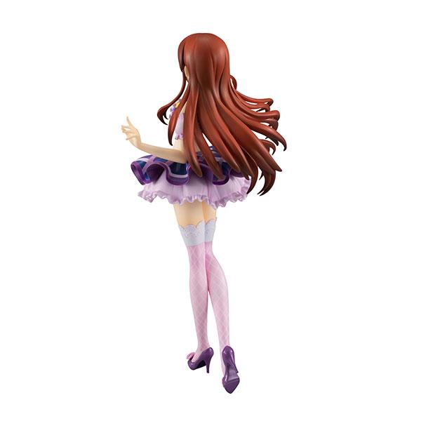 Lucrea/ルクリア『紫吹蘭 パープルステージコーデ』アイカツ!1/7 完成品フィギュア-004