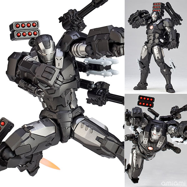 フィギュアコンプレックス アメイジング・ヤマグチ No.016『War machine(ウォーマシン)』可動フィギュア