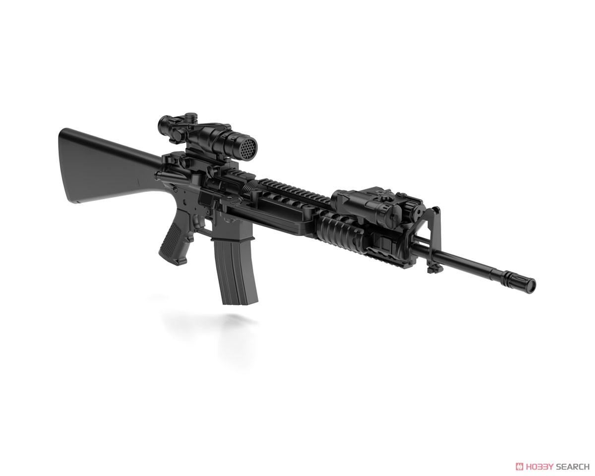 リトルアーモリー LA056『M16A4タイプ』1/12 プラモデル-006