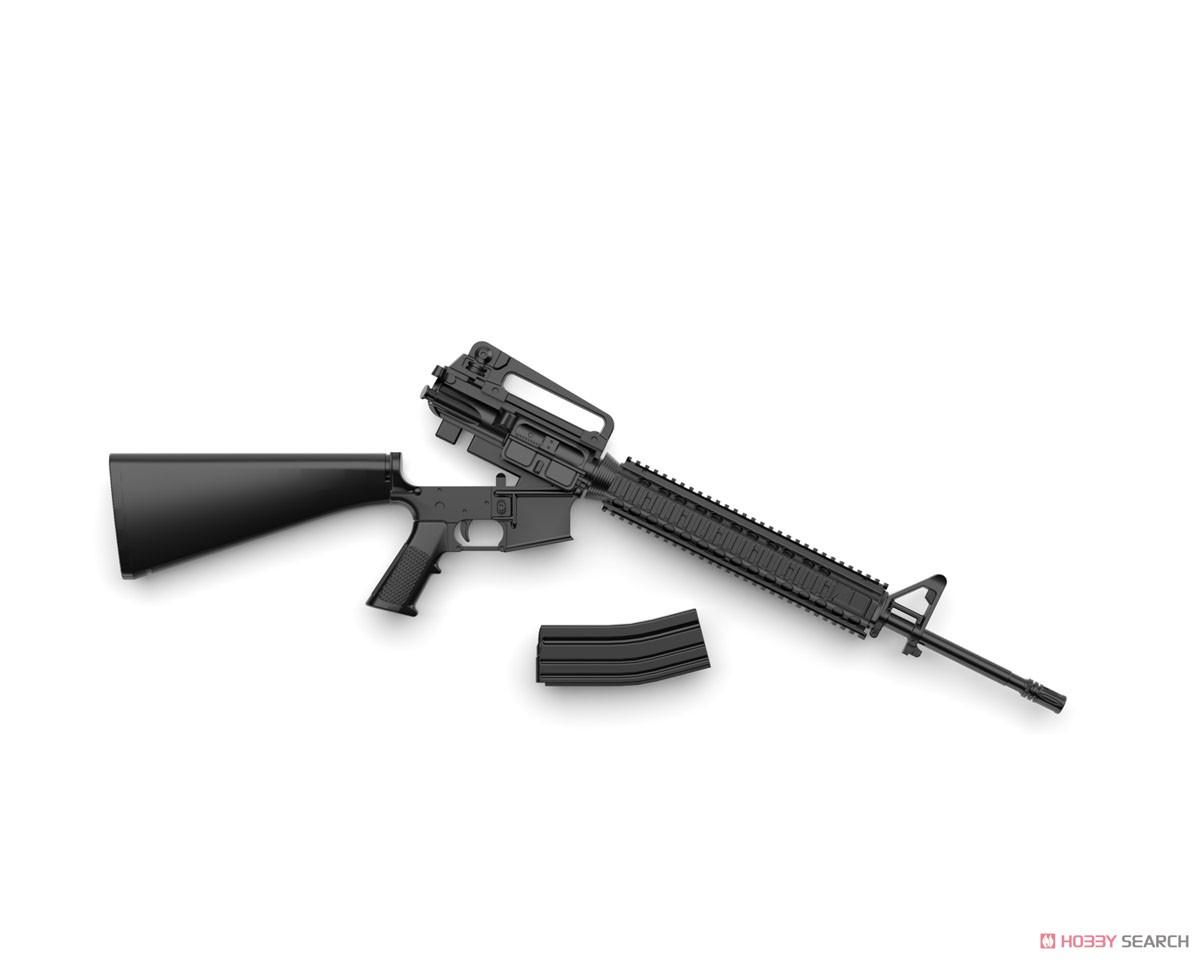 リトルアーモリー LA056『M16A4タイプ』1/12 プラモデル-010