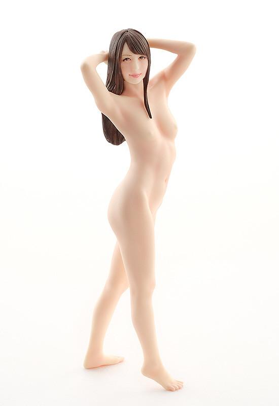 PLAMAX Naked Angel『希崎ジェシカ』1/20 プラモデル-002