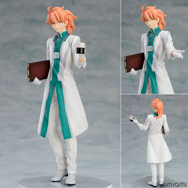 Fate/Grand Order『ロマニ・アーキマン』1/8 完成品フィギュア