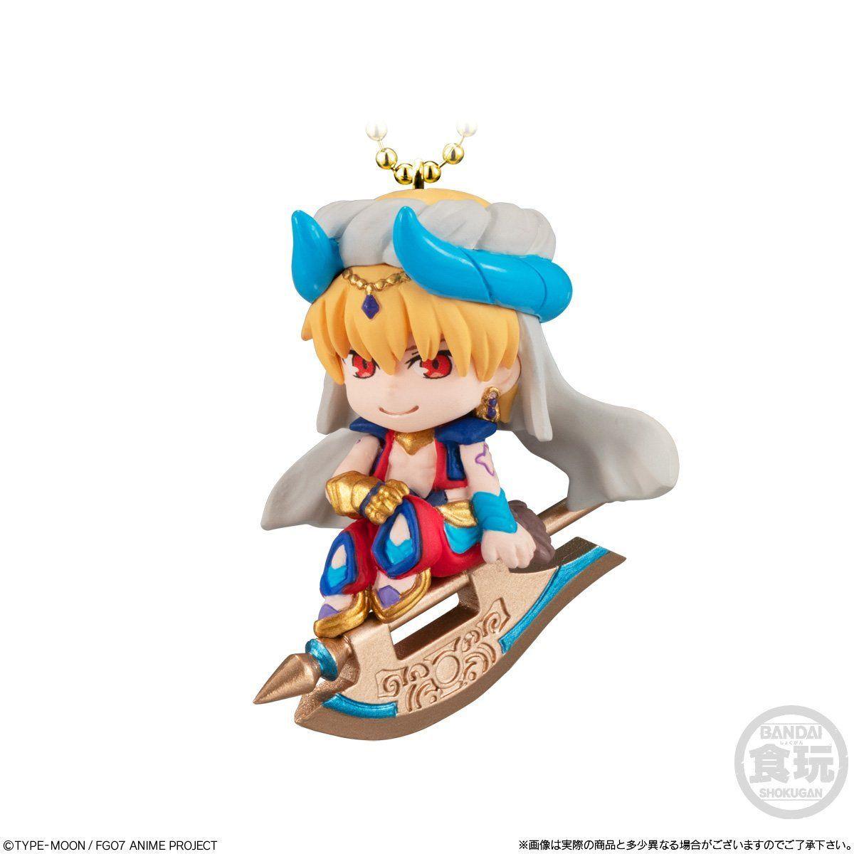 【食玩】Twinkle Dolly『Fate/Grand Order -絶対魔獣戦線バビロニア- Vol.1』8個入りBOX-003